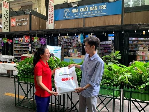 Anh Nguyễn Lý Huỳnh - tác giả đã chứng kiến câu chuyện